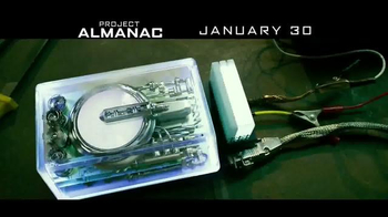 Project Almanac - Alternate Trailer 6