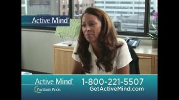 Puritan's Pride Active Mind TV Spot, 'A Breakthrough' - Thumbnail 3