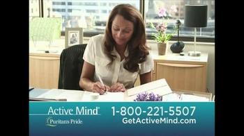 Puritan's Pride Active Mind TV Spot, 'A Breakthrough' - Thumbnail 4
