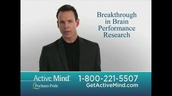 Puritan's Pride Active Mind TV Spot, 'A Breakthrough' - Thumbnail 5