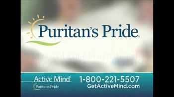 Puritan's Pride Active Mind TV Spot, 'A Breakthrough' - Thumbnail 7