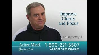 Puritan's Pride Active Mind TV Spot, 'A Breakthrough' - Thumbnail 8