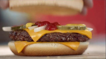 McDonald's Quarter Pounder with Cheese TV Spot, 'Everything You Love' - Thumbnail 2