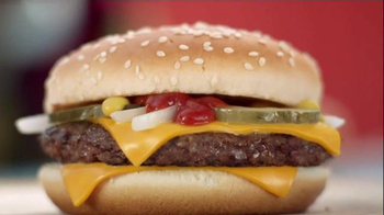McDonald's Quarter Pounder with Cheese TV Spot, 'Everything You Love' - Thumbnail 3