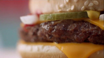 McDonald's Quarter Pounder with Cheese TV Spot, 'Everything You Love' - Thumbnail 4