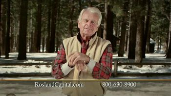 Rosland Capital TV Spot, 'A Trusted Gold Dealer' Featuring William Devane