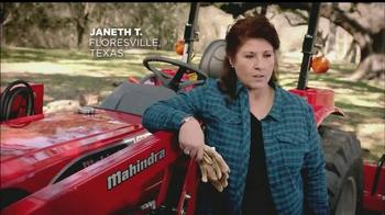Mahindra Red Ribbon Holiday Sale TV Spot, 'Top Selling Tractor' - Thumbnail 7