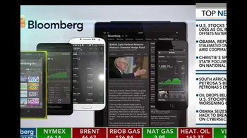 Bloomberg App TV Spot, 'Stay Ahead Wherever You Are' - Thumbnail 10