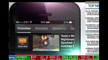 Bloomberg App TV Spot, 'Stay Ahead Wherever You Are' - Thumbnail 6
