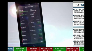 Bloomberg App TV Spot, 'Stay Ahead Wherever You Are' - Thumbnail 7