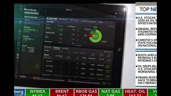 Bloomberg App TV Spot, 'Stay Ahead Wherever You Are' - Thumbnail 8