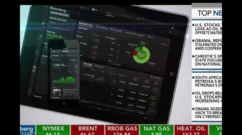 Bloomberg App TV Spot, 'Stay Ahead Wherever You Are' - Thumbnail 9