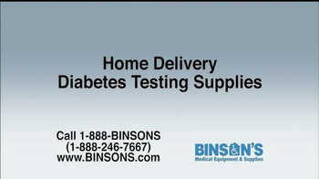 Binson's Medical Equipment TV Spot, 'All Your Needs' Feat. Wilford Brimley - Thumbnail 6