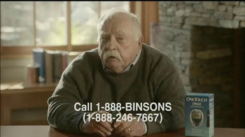 Binson's Medical Equipment TV Spot, 'All Your Needs' Feat. Wilford Brimley - Thumbnail 3