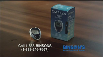 Binson's Medical Equipment TV Spot, 'All Your Needs' Feat. Wilford Brimley - Thumbnail 4