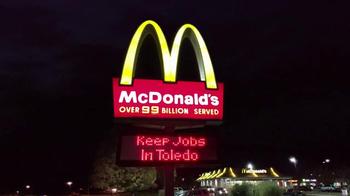 McDonald's TV Spot, 'Signs' Song by Fun - Thumbnail 2