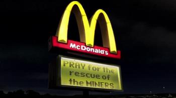 McDonald's TV Spot, 'Signs' Song by Fun - Thumbnail 4