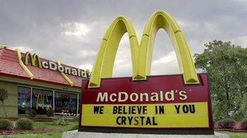 McDonald's TV Spot, 'Signs' Song by Fun - Thumbnail 5