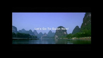 Guilin Tourist TV Spot, 'A Dreamland for Your Vacation' - Thumbnail 9