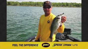 Lew's Speed Spool LFS TV Spot, 'Lighter, Faster, Stronger' - Thumbnail 10