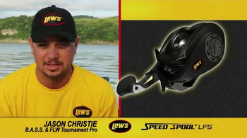 Lew's Speed Spool LFS TV Spot, 'Lighter, Faster, Stronger'