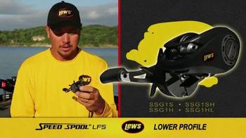 Lew's Speed Spool LFS TV Spot, 'Lighter, Faster, Stronger' - Thumbnail 5
