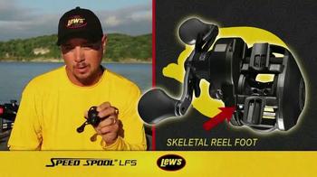 Lew's Speed Spool LFS TV Spot, 'Lighter, Faster, Stronger' - Thumbnail 6