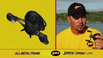 Lew's Speed Spool LFS TV Spot, 'Lighter, Faster, Stronger' - Thumbnail 7