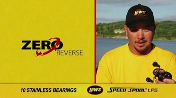 Lew's Speed Spool LFS TV Spot, 'Lighter, Faster, Stronger' - Thumbnail 9