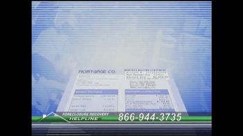 Foreclosure Recovery Helpline TV Spot, 'Save Your Home' - Thumbnail 1