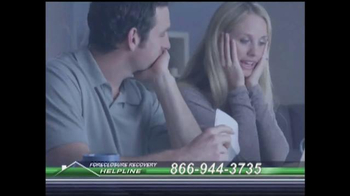 Foreclosure Recovery Helpline TV Spot, 'Save Your Home' - Thumbnail 2