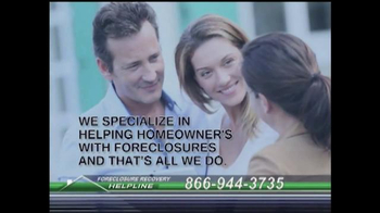 Foreclosure Recovery Helpline TV Spot, 'Save Your Home' - Thumbnail 4