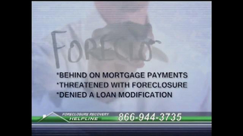 Foreclosure Recovery Helpline TV Spot, 'Save Your Home' - Thumbnail 5
