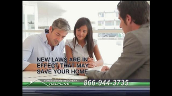 Foreclosure Recovery Helpline TV Spot, 'Save Your Home' - Thumbnail 7