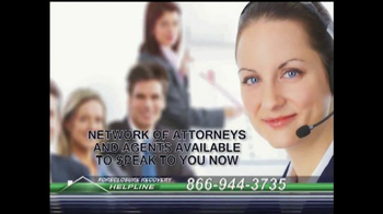 Foreclosure Recovery Helpline TV Spot, 'Save Your Home' - Thumbnail 8