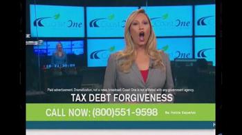 Coast One Financial Group TV Spot, 'Tax Debt Forgiveness' - Thumbnail 1