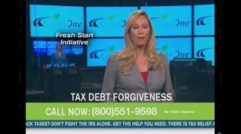 Coast One Financial Group TV Spot, 'Tax Debt Forgiveness' - Thumbnail 6