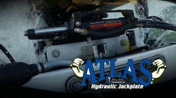 T-H Marine Atlas Hydraulic Jackplate TV Spot, 'Depend On It'