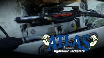 T-H Marine Atlas Hydraulic Jackplate TV Spot, 'Depend On It'