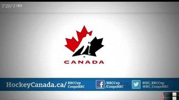 Hockey Canada TV Spot, 'Coupe RBC Cup' - Thumbnail 7