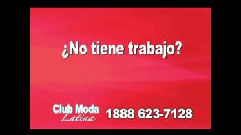 Club Moda Latina TV Spot, 'Ganar Dinero Extra' [Spanish] - Thumbnail 1