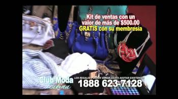 Club Moda Latina TV Spot, 'Ganar Dinero Extra' [Spanish] - Thumbnail 10