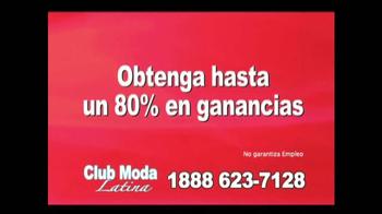 Club Moda Latina TV Spot, 'Ganar Dinero Extra' [Spanish] - Thumbnail 2