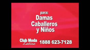 Club Moda Latina TV Spot, 'Ganar Dinero Extra' [Spanish] - Thumbnail 3