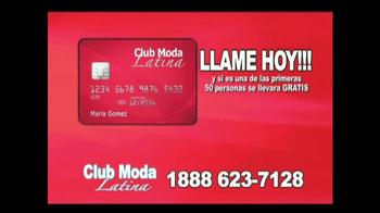 Club Moda Latina TV Spot, 'Ganar Dinero Extra' [Spanish] - Thumbnail 9