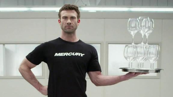 Mercury Marine TV Spot, 'Engine Test: Ultra Smooth' - Thumbnail 3