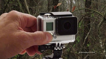 ION Camo Cam Wi-Fi Action Camera TV Spot, 'Top Focus in Hunting' - Thumbnail 2