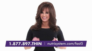Nutrisystem Fast 5+ TV Spot, 'Nothing Like It' Featuring Marie Osmond - Thumbnail 10