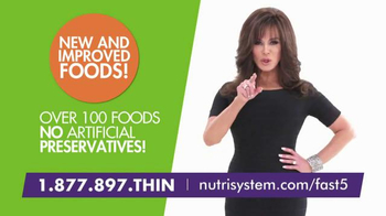 Nutrisystem Fast 5+ TV Spot, 'Nothing Like It' Featuring Marie Osmond