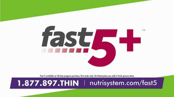 Nutrisystem Fast 5+ TV Spot, 'Nothing Like It' Featuring Marie Osmond - Thumbnail 7